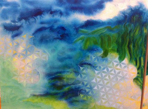 bluegreen skyway: left panel
